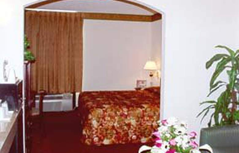 Comfort Inn & Suites - Room - 2