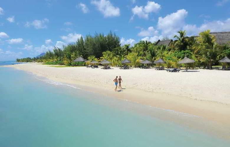 Beachcomber Dinarobin Hotel Golf & Spa - Beach - 39