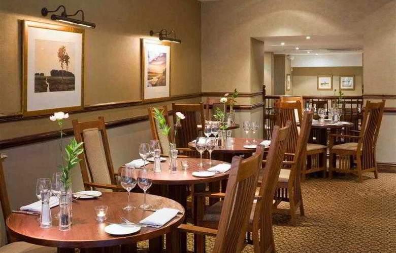 Dunkenhalgh Hotel & Spa Blackburn - Hotel - 24