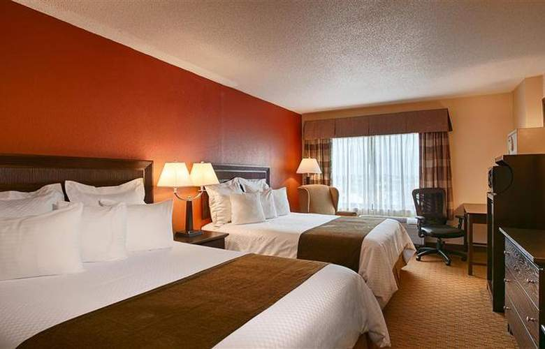 Best Western Hotel & Conference Cnt - Room - 52