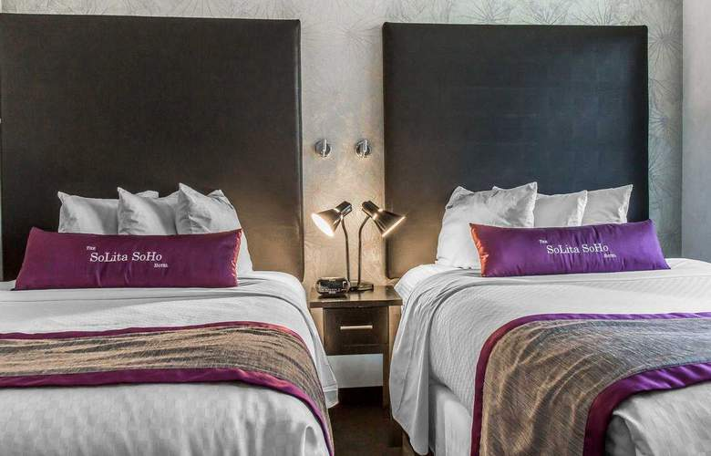 The Solita Soho Hotel, an Ascend Hotel Collection Member - Room - 4