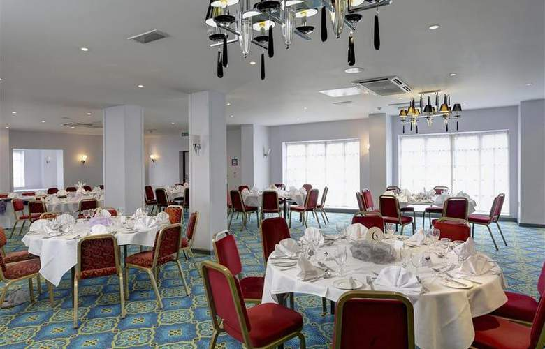 Best Western Barons Court Hotel - Conference - 54