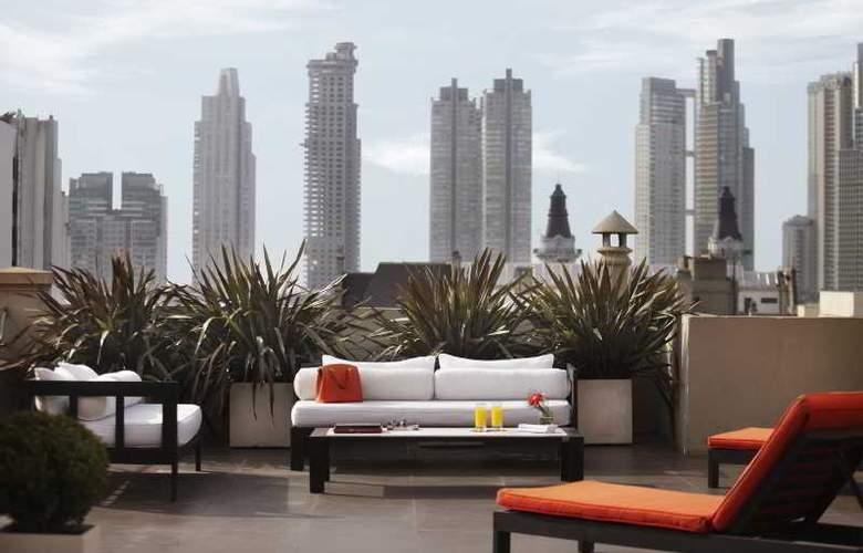 Moreno Hotel Buenos Aires - Terrace - 22