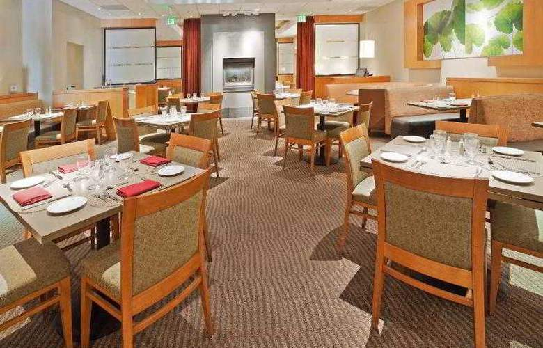 Crowne Plaza San Francisco Airport - Restaurant - 27