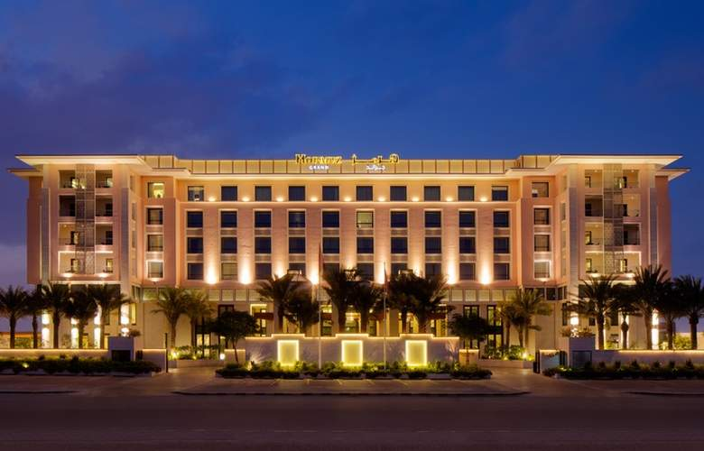 Hormuz Grand, Muscat A Radisson Collection - Hotel - 0