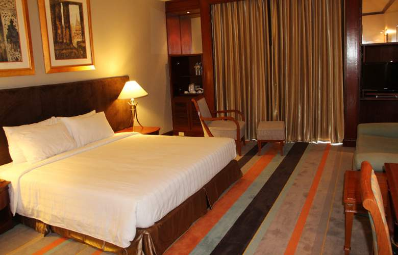Chatrium Royal Lake Yangon - Room - 19