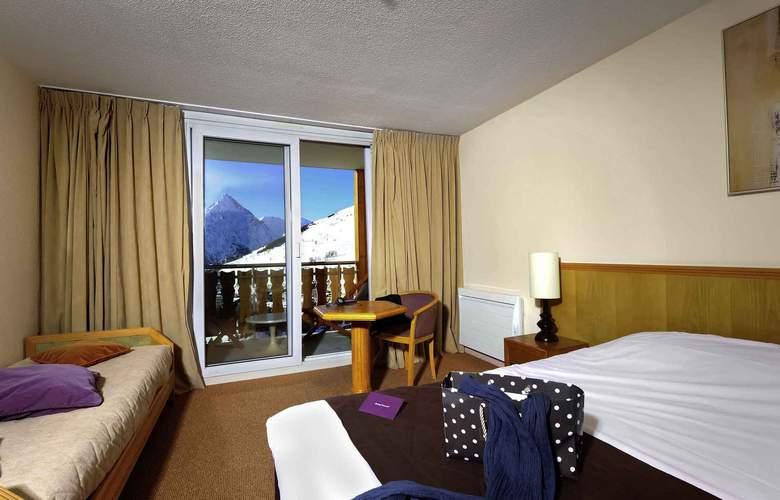 Mercure Les Deux-Alpes 1800 - Room - 11