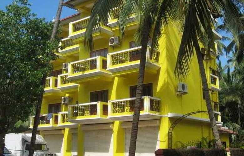 Nikita Residency - Hotel - 0