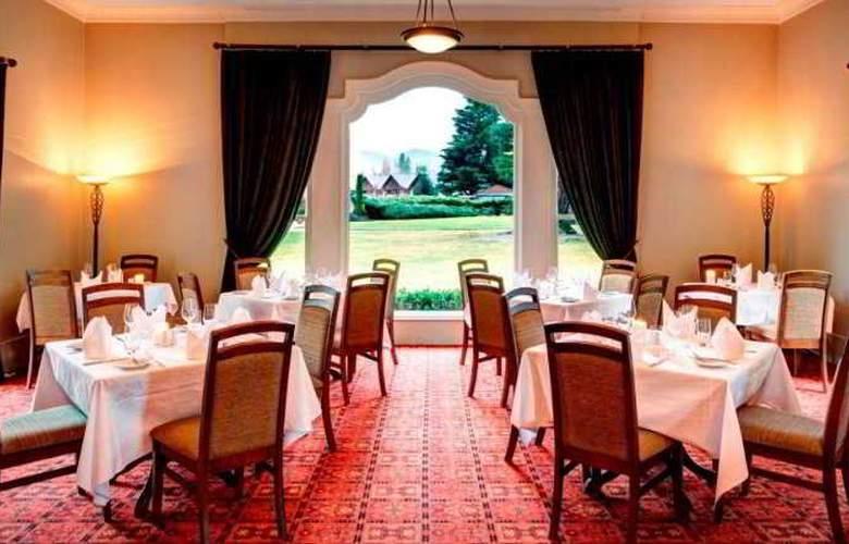 Heritage Hanmer Springs - Restaurant - 13
