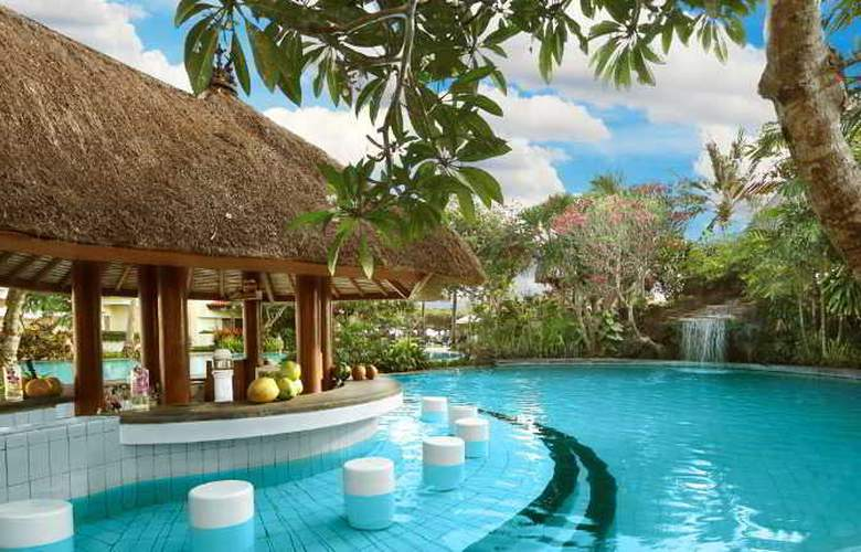 Grand Mirage Resort & Thalasso Bali - Pool - 9