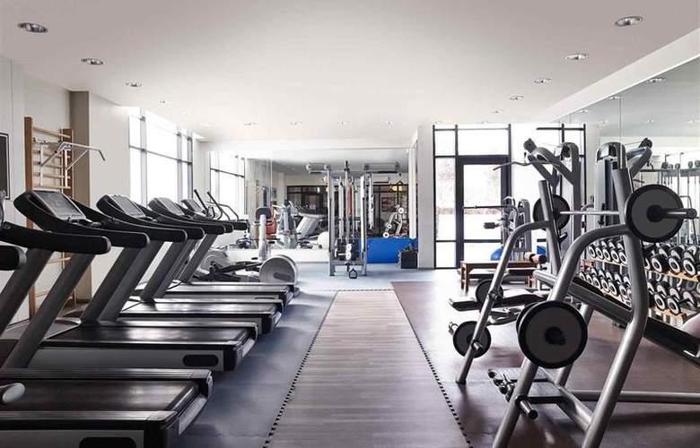 Novotel Convention & Wellness Roissy CDG - Hotel - 65