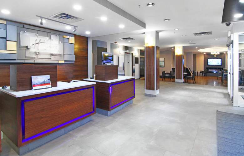 Holiday Inn Express Hotel & Suites Calgary - General - 1