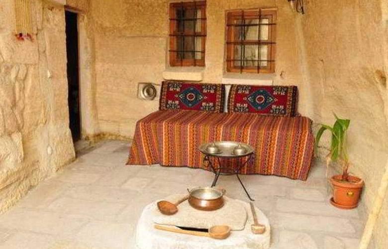 Aydinli Cave House Hotel - Terrace - 7