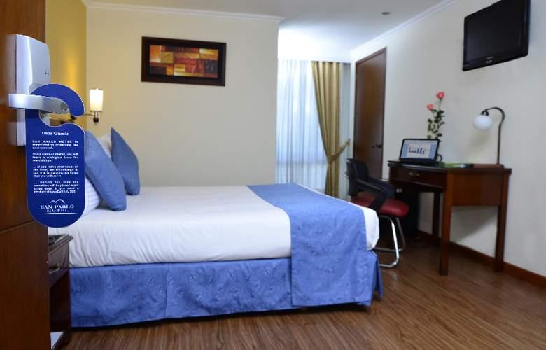 San Pablo Bogota - Room - 11