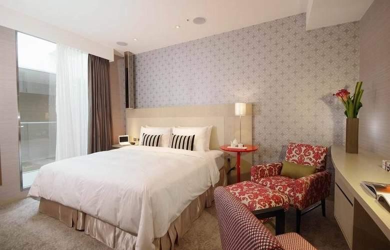 Les Suites Grandee Taipei - Room - 10