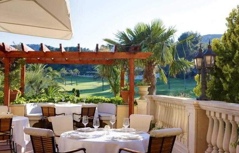 Arabella Sheraton Golf Hotel Son Vida - Terrace - 10