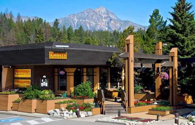Marmot Lodge - Restaurant - 22