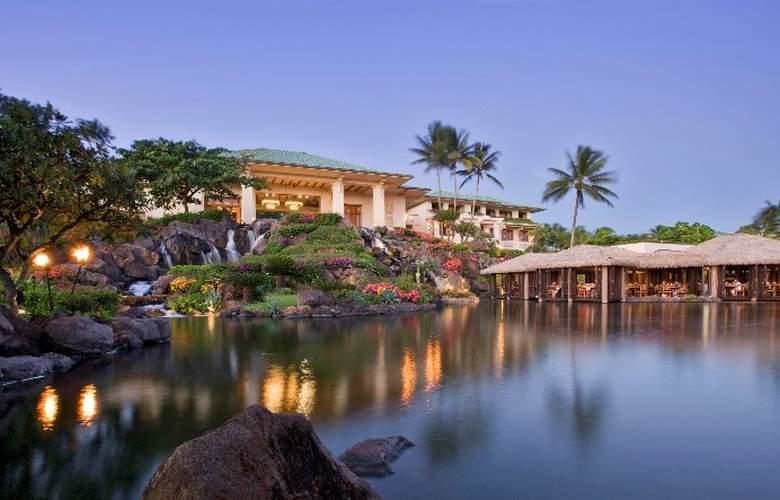 Grand Hyatt Kauai Resort & Spa - General - 1
