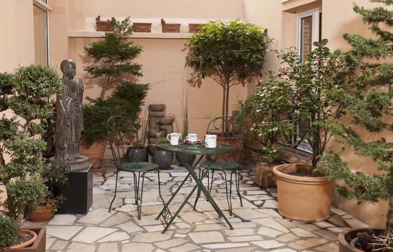 Aberotel Montparnasse - Terrace - 9