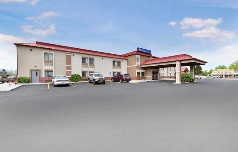 Comfort Inn at Buffalo Bill Village Resort - Hotel - 4