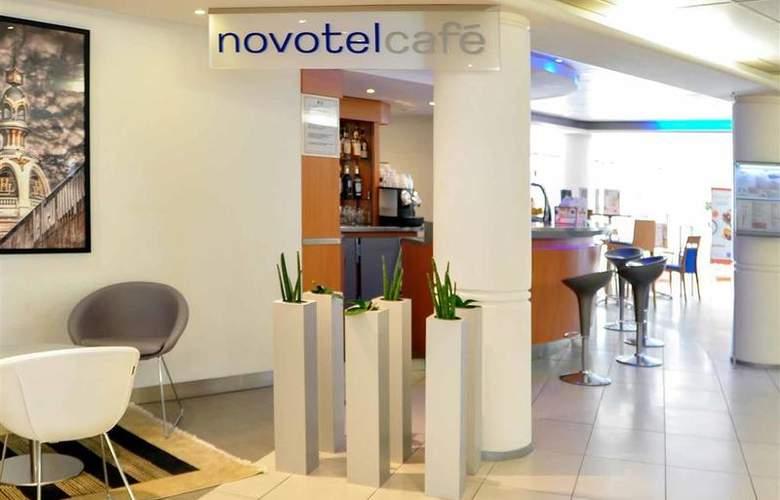 Novotel Nantes Centre Gare - Bar - 9
