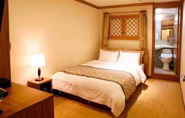 J Hill Hotel Myeongdong - Room - 5
