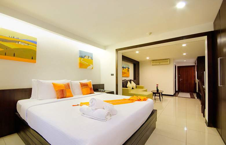 Bay Walk Residence Pattaya - Room - 10