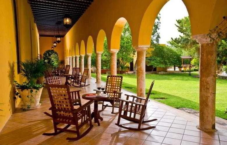 Hacienda Misné - Terrace - 12