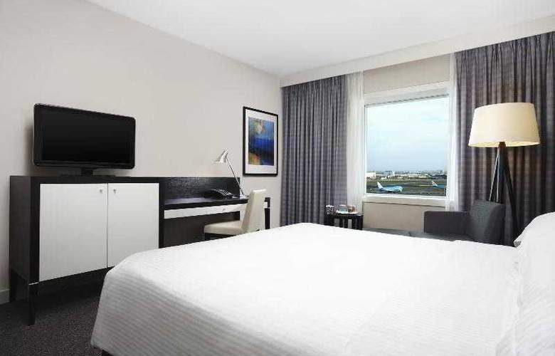 Sheraton Amsterdam Airport Hotel & Conference - Hotel - 28