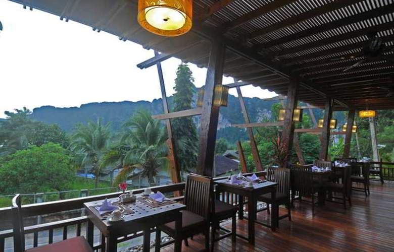 Phu Pi Maan Resort & Spa - Restaurant - 16