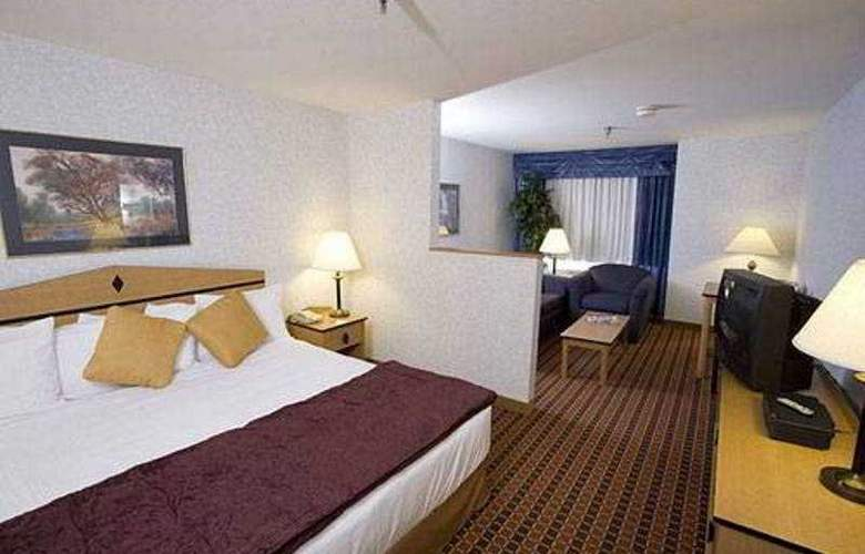 Crystal Inn Hotel & Suites West Valley - Room - 1