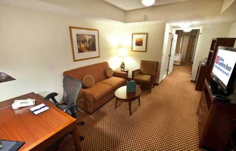 Hilton Garden Inn Raleigh Triangle Town Center - Hotel - 9