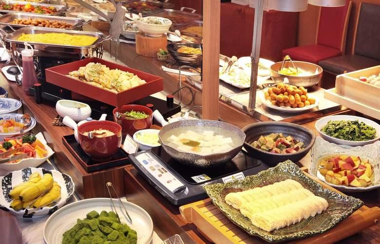 Elcient Kyoto - Meals - 3