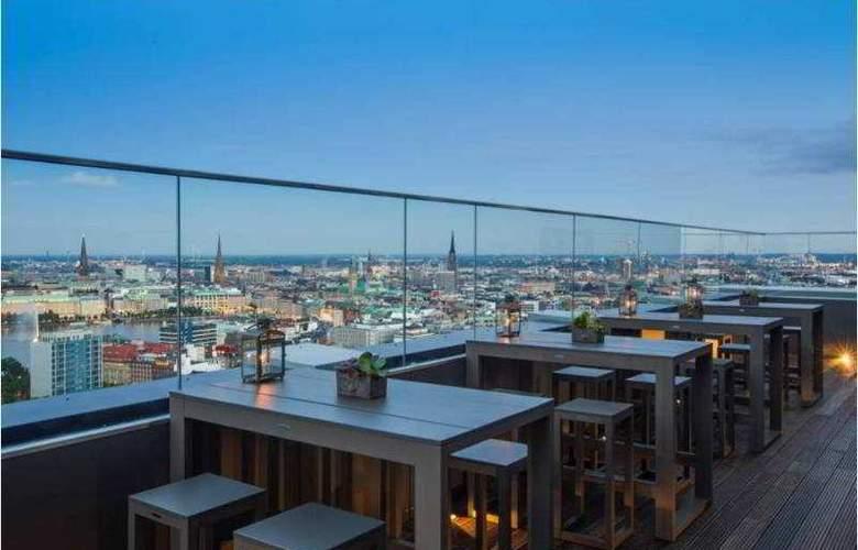 Radisson Blu Hamburg - Terrace - 16