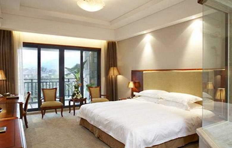 Hill&River Hangzhou - Room - 1