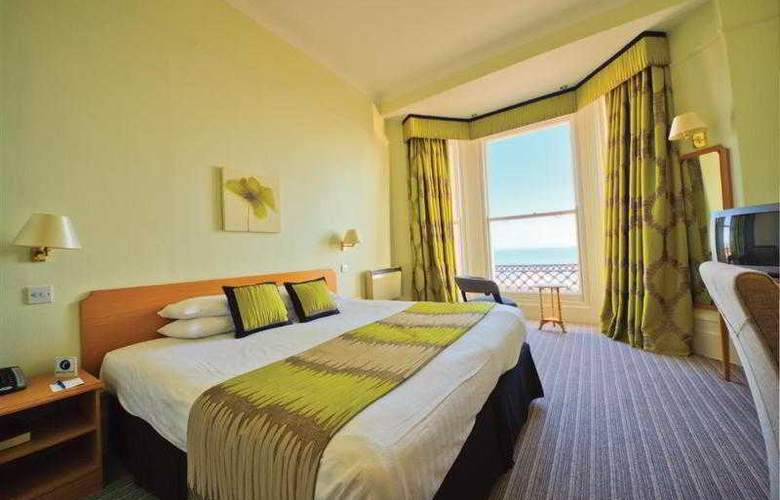 Best Western York House - Hotel - 57