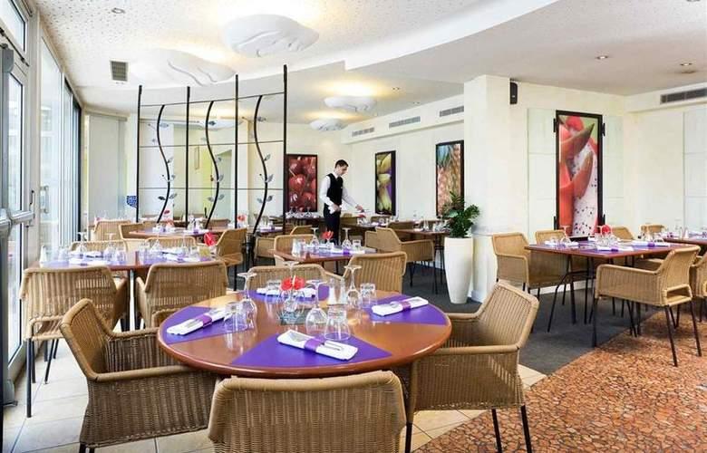Novotel Amiens Est - Restaurant - 19