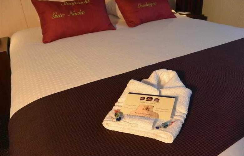 BEST WESTERN PLUS Hotel Casteau Resort Mons - Hotel - 39