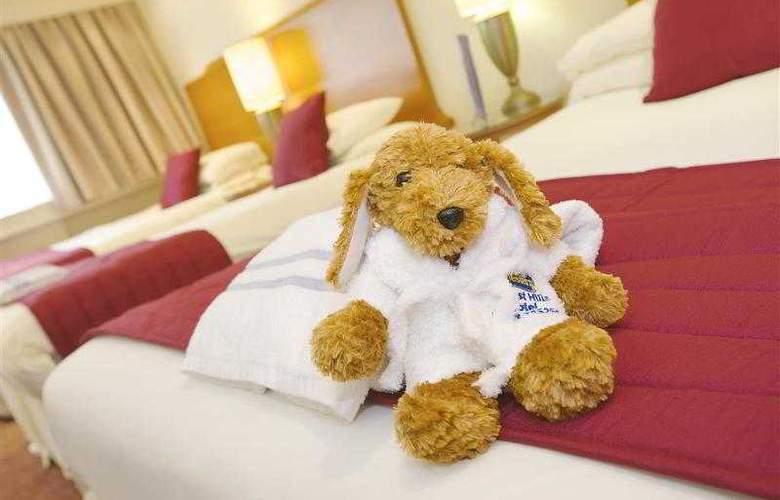 Best Western Forest Hills Hotel - Hotel - 169