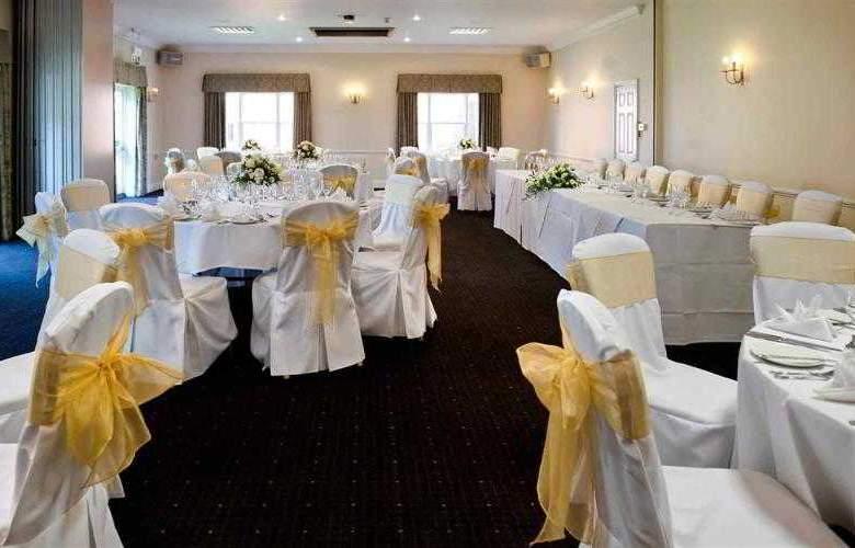 Mercure Milton Keynes Parkside House - Hotel - 8