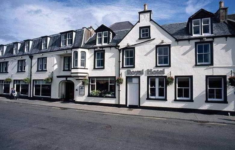 Royal Hotel, Stornoway - General - 2