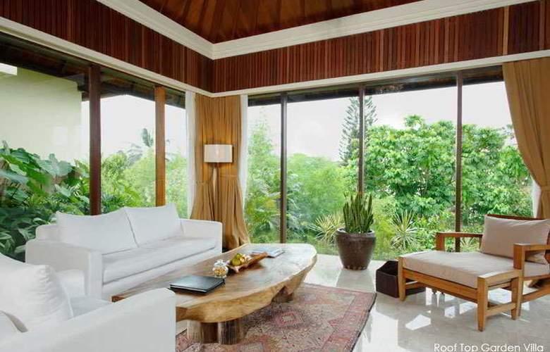 Komaneka At Rasa Sayang Ubud - Room - 5