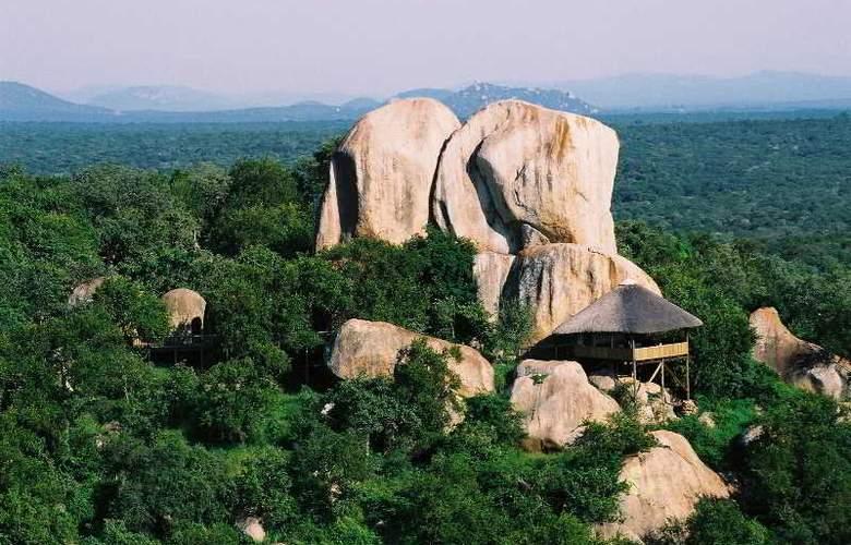 Manyatta Rock Camp - Hotel - 11