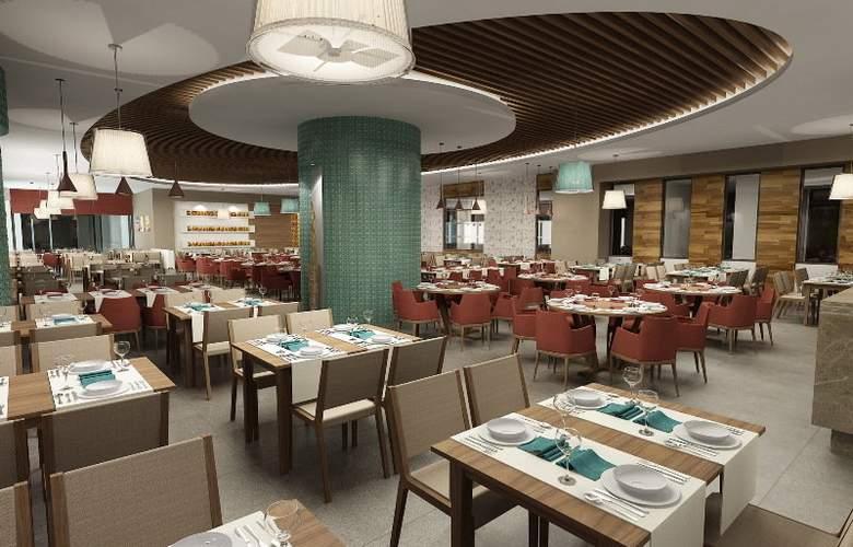 Terrace Elite Resort Hotel - Restaurant - 5