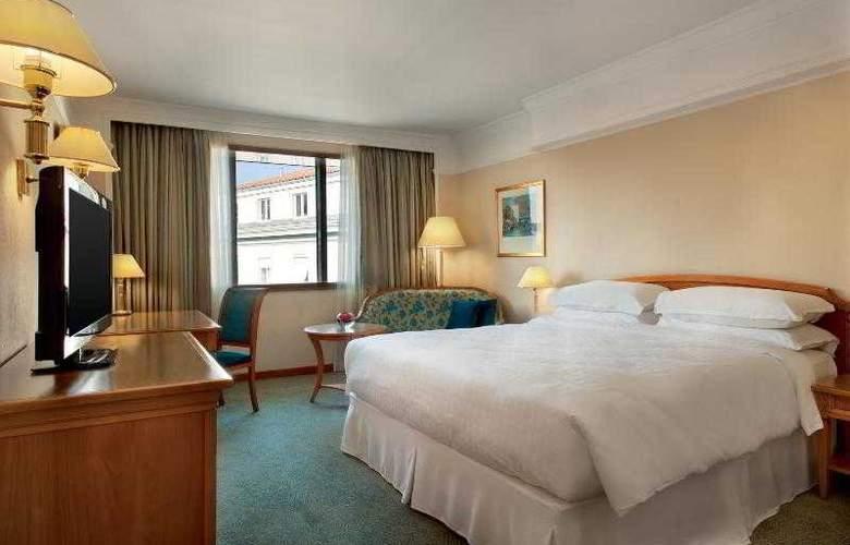 Sheraton Zagreb - Hotel - 17