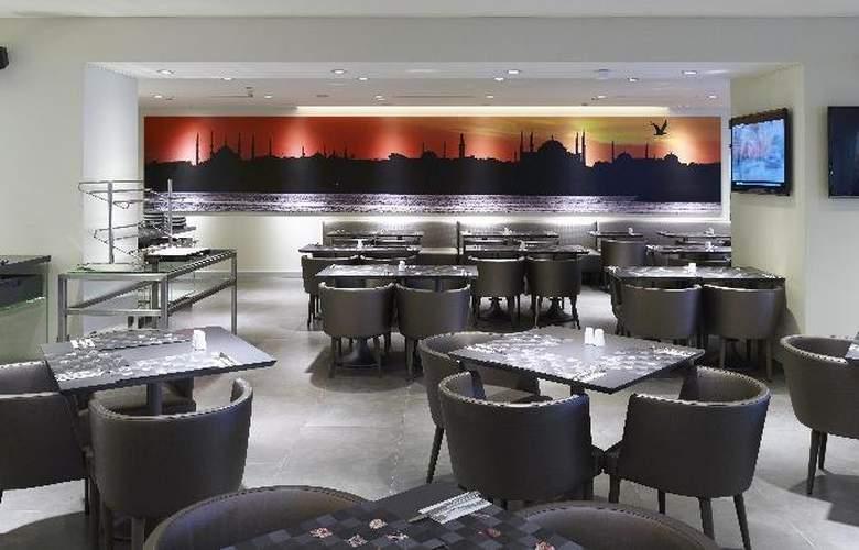 Mercure Istanbul City Bosphorus - Restaurant - 12