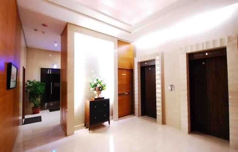 Capital Hotel Nanjing - Hotel - 6