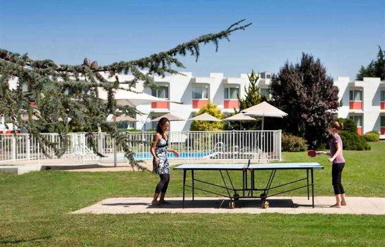 Novotel Pau Pyrenees - Hotel - 7