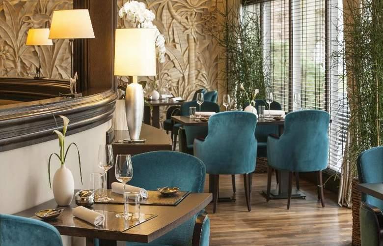 Kempinski Hotel Frankfurt Gravenbruch - Restaurant - 21