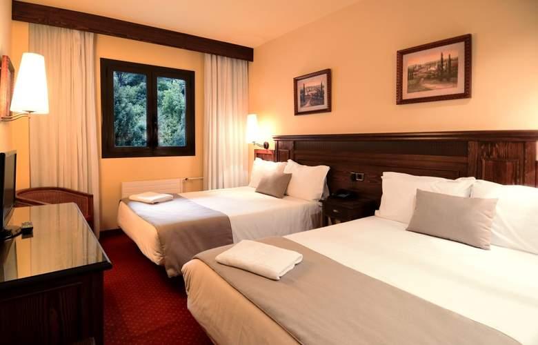 Tuca Hotel - Room - 1